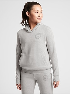 Athleta Girl Stay in the Game Hoodie