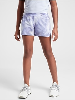 "Athleta Girl Printed Record Breaker 3"" Short"