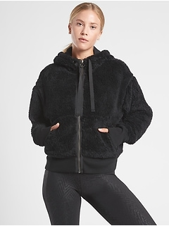 Cozy Sherpa Reversible Jacket