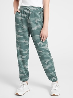 Athleta Girl Warm Up Jogger