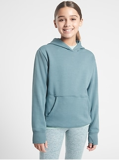 Athleta Girl Crazy Cozy Chill Hoodie