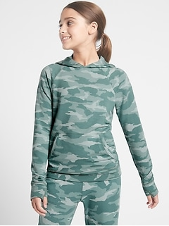 Athleta Girl In Your Element Hoodie 2.0