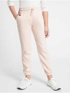 Athleta Girl Crazy Cozy Chill Jogger