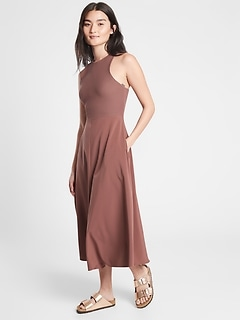 Winona Midi Support Dress