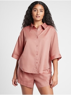 Cotton Dreams Sleep Oversized Top