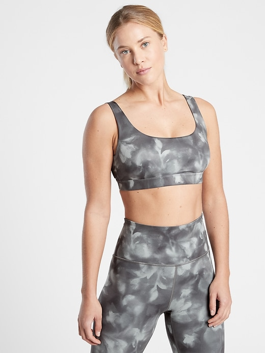 Exhale Printed Bra A&#45C