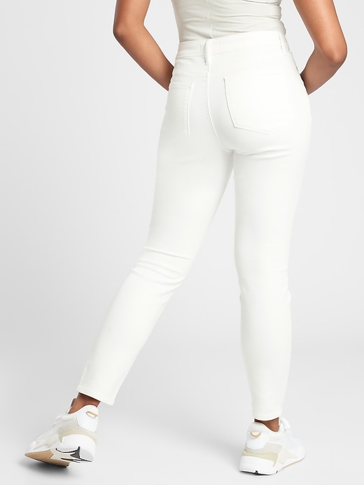 Sculptek Ultra Skinny Jean in White