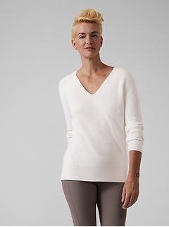 Hanover V-Neck Sweater